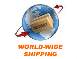 World-Wide Shipping